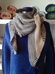 Ravelry: Project Gallery for Scalene pattern by Carina Spencer