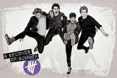 5 Seconds of Summer : Jump - Maxi Poster 91.5cm x 61cm new and sealed