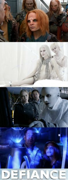 Syfy's DEFIANCE is on Amazon Prime and not Netflix  #defiance  #amazonprime