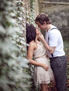 A collection of tips and photo inspiration for engagement shoot poses, and a reminder to trust your photographer, and be you in front of the camera.