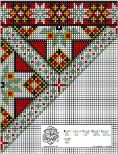 Norwegian Bunad Patterns | Nye bringeduk-varianter. – Vevstua Bull-Sveen Cross Stitch Embroidery, Embroidery Patterns, Hand Embroidery, Cross Stitch Patterns, Nye, Graphic Illustration, Hand Sewing, Needlework, Textiles