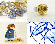 The Sparkle Of Winter! by Marina Lubomirsky on Etsy--Pinned with TreasuryPin.com
