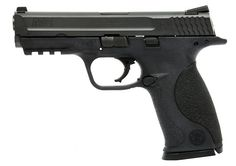 smith and wesson m&p 9mm - my personal favorite shooter
