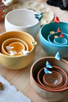 Bird Pottery | Flickr: Intercambio de fotos