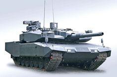 Leopard Revolution. Rheinmetalls Demonstrator für die zukünftige Panzerentwicklung.