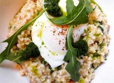 We rounded up some of the most delicious savory oatmeal dishes from healthy Instagrammers to inspire you get creative with your next dinner.
