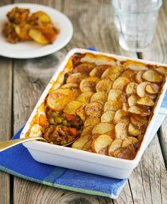 Cottage Pie - gluten free, grain free, paleo, primal, whole 30
