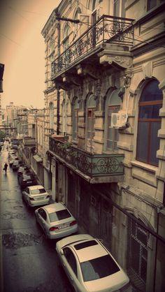 Baku, old street