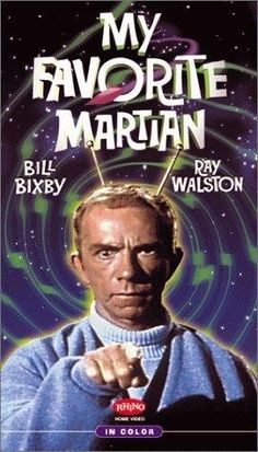 My Favorite Martian. Great show. I used to watch it in grade school when I went home for lunch.