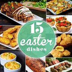 15 Easter Savory Dishes :: Home Cooking Adventure