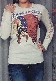 Indian Chief Thermal Top