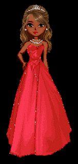 Candy Doll Animadas: Candy Negras Miss Lindas