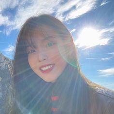 Photo album containing 9 pictures of IU Korean Actresses, Korean Actors, Iu Twitter, Korean Celebrities, Celebs, Mellow Yellow, K Idols, Korean Singer, Girl Crushes