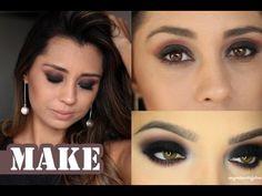 6 Maquiagens de festa para você copiar - Eu Capricho - Por Luiza Gomes | Eu Capricho - Por Luiza Gomes