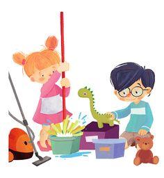 Children's Book Illustration on Behance