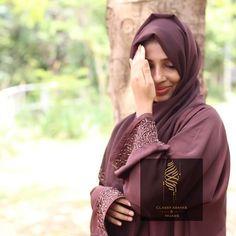 . Girls Dp, Abaya Fashion, Abayas, Hijabs, Classy, Inspirational, Rose, Collection, Instagram