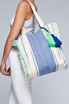 The Tribe Vibe Beach Tote