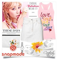"""""""Snapmade 3/10"""" by creativity30 ❤ liked on Polyvore featuring H&M and Jil Sander"""