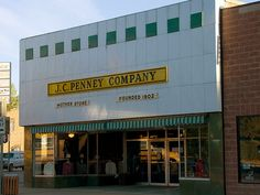 This history of jcpenney originally began on April 14, 1902 when James Cash Penney started his career in retail management with partners Guy Johnson and Thomas Callahan by opening The Golden Rule store in Kemmerer, Wyoming.