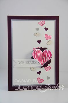 "Stampin' Up! ""Groovy Love"" stamp set ..."