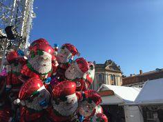 Le marché de Noël à Toulouse, France / Christmas market in Toulouse, France © C. Sabatier - Office de tourisme de Toulouse #visiteztoulouse