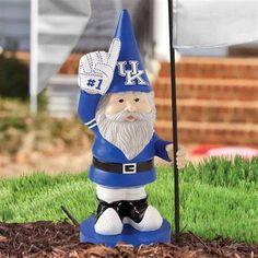 University of Kentucky Wildcats gnome