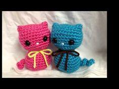Amigurumi Tutorial Osito : Rilakkuma crochet tutorial youtube