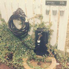 立水栓のインテリア実例写真