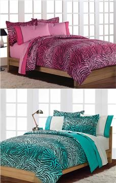 Demonstrate Your Wild Side With One Mini Bed In A Bag Sets Pink Available Now At The Domestic Bin