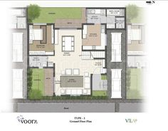 Real Estate Agency, Real Estate Companies, Ground Floor Plan, Property Development, Property Listing, Luxury Villa, Chennai, Modern Architecture, Acre