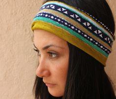 Tribal Aztec Headband