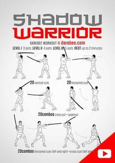 Shadow Warrior Workout: