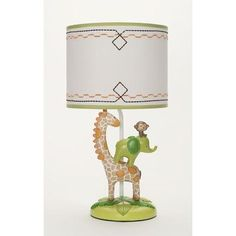 Found it at AllModern - Wildlife Lamp Childrens Lamps, Contemporary Table Lamps, All Modern, Home Improvement, Wildlife, Nursery, Lights, Display, Home Decor