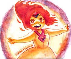 Image result for flame princess fan art