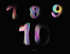 """Check out new work on my @Behance portfolio: """"Metaphysical Numbers"""" http://be.net/gallery/55276283/Metaphysical-Numbers"""