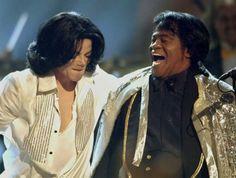 James Brown & Michael Jackson