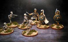 Hetairoi Wargames: Sons of the Dragon [Argonauts]