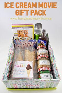 Icecream party pack