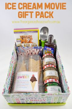 Icecream party pack