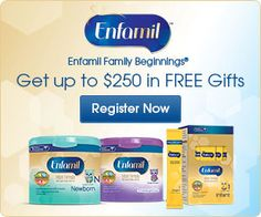Tri Cities On A Dime: ENFAMIL® FAMILY BEGINNINGS