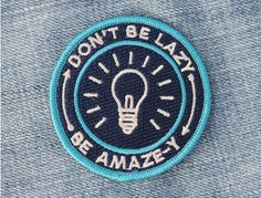 University of Brooklyn - Be Amaze-y Patch