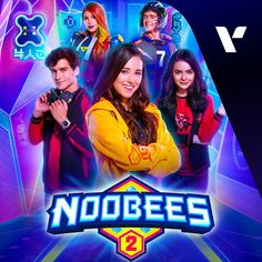 Viacom International Studios and The Mediapro Studio Wrap Production for 'Noobees To Premiere on Nickelodeon Latin America During Early 2020 Series Da Nickelodeon, Trinidad Carnival, Bff Drawings, 17th Century Art, Dc Super Hero Girls, Television Program, Best Series, Comedy Central, Future City