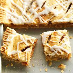 Ginger Cake with Caramel-Apple Topping | Baking-Cakes ...