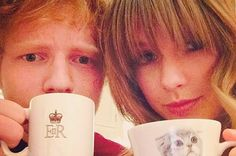 This just made my life.... 23 Times Taylor Swift And Ed Sheeran's Friendship Ruled Everything