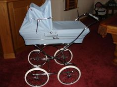 Silver Cross Prams, Vintage Pram, Prams And Pushchairs, Mode Of Transport, Baby Carriage, Kids And Parenting, Baby Strollers, Retro, Alter