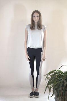BASIS T-shirt #PANTHEIST #FLUMENcollection #womenswear