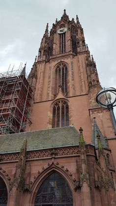 Frankfurt, Barcelona Cathedral, Building, Travel, Viajes, Buildings, Destinations, Traveling, Trips