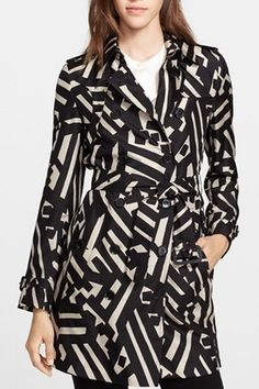 Gorgeous Burberry silk trench coat http://rstyle.me/n/qba9znyg6