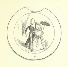 Image taken from page 151 of 'Poets' Wit and Humour. Selected by W. H. W. Illustrated, etc'