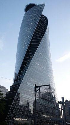 Mode Gakuen Spiral Towers | Express Photos